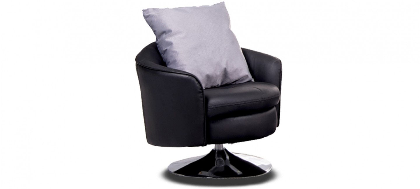 fauteuil en cuir noir meilleur prix garantie. Black Bedroom Furniture Sets. Home Design Ideas