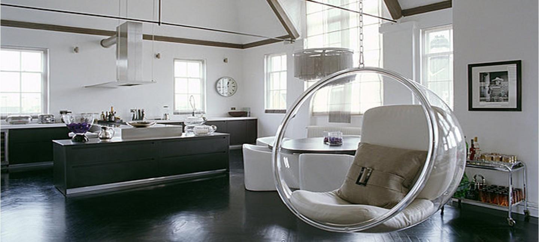 Fauteuil Suspendu Design