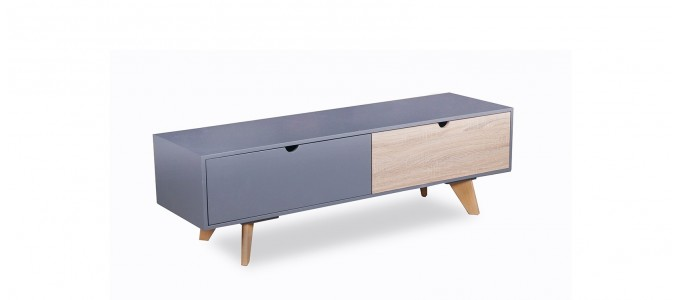 Table basse de salon rétro - Alegre